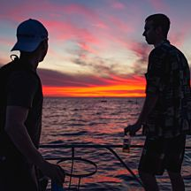Sunset Cruise in Islamorada Florida