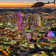 Private Dallas Helicopter Tour
