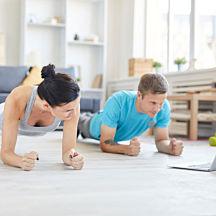Virtual Retreat Workout