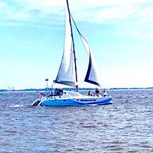 Private Catamaran Sailing Cruise in Fernandina Beach, FL