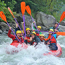 Lower Young Whitewater Rafting in Pittsburgh