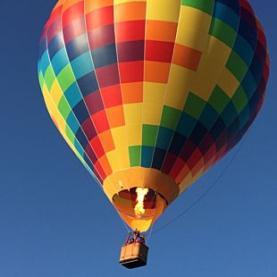 Hot Air Balloon Ride in Salem, NH