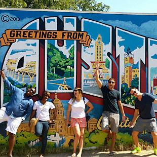 City Tour in Austin