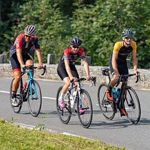Virtual Outdoor Cycling Training