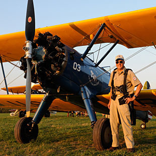 Fly a Biplane in Warrenton, VA