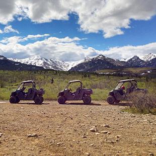 Alaska Denali National Park ATV Adventure