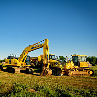 Play with Heavy Machinery in Minneapolis