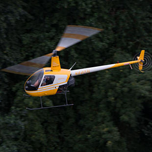 Introductory Helicopter Flight Lesson in Portland
