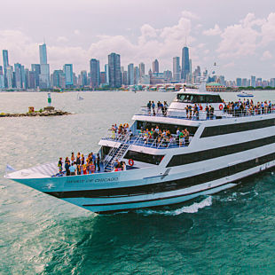 Lunch Cruise in Chicago