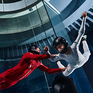 Indoor Skydiving in San Diego