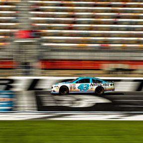 NASCAR Ride Along in Atlanta