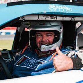 Drive a NASCAR at Texas International Speedway