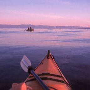 San Juan Island Kayak Tour in Seattle