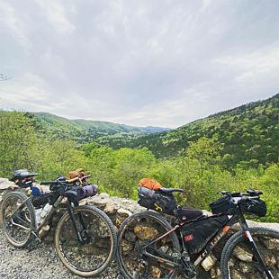 Mountain Biking in Arkansas