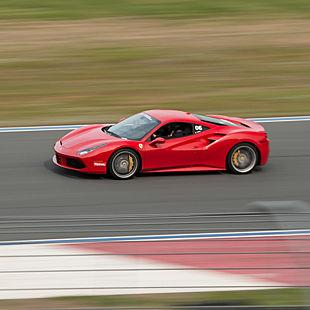 Race a Ferrari at Portland International Raceway