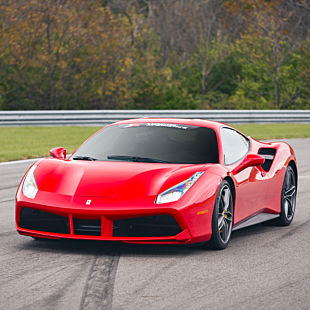 Exotic Car Driving Experience in Atlanta