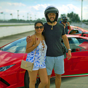 Race a Lamborghini at Homestead-Miami Speedway