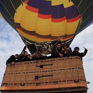 Santa Barbara Balloon Ride