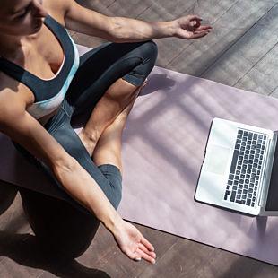 Virtual Retreat Yoga