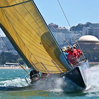 Americas Cup Sailing Charter in San Francisco