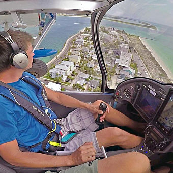 Learn to Fly a Seaplane over Tampa Bay