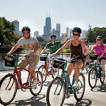 Bike and Brew Tour in West Side Chicago