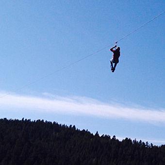 Zipline Adventure in Conifer