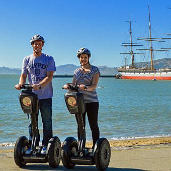 San Francisco Private Segway Tour
