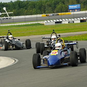 Race a Formula Car School in Richmond