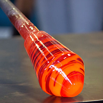 Brooklyn Romantic Glass Blowing Experience
