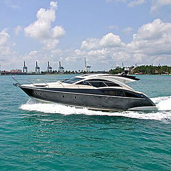Miami Sunset Yacht Cruise 43 Marquis in Miami