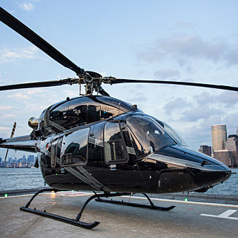 City Lights Helicopter Tour in Linden, NJ