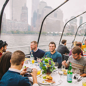 NYC Gourmet Lunch Cruise
