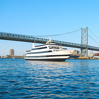 Lunch Cruise from Philadelphia
