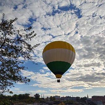 Romantic Hot Air Balloon Ride in Connecticut