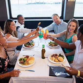 Baltimore Harbor Lunch Cruise
