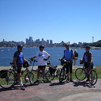 Bike Tour in Seattle