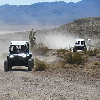 Desert Off Road Experience in Vegas