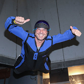 Indoor Skydiving Experience in New Hampshire