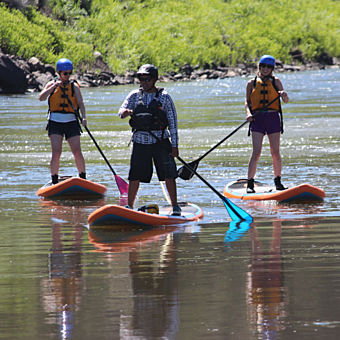 Guides on the Colorado River