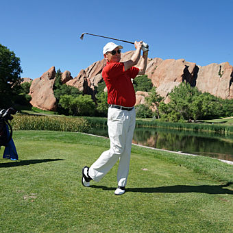 Playing Lesson with a PGA Pro in Denver