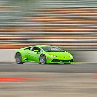 Race a Lamborghini at Pittsburgh Intl Race Complex