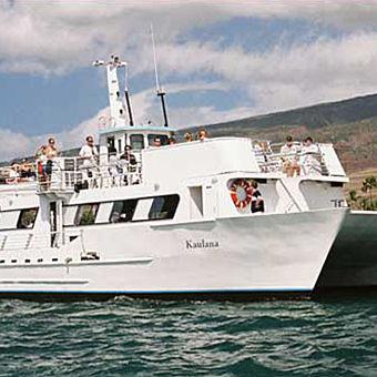 Maui Boat Trip