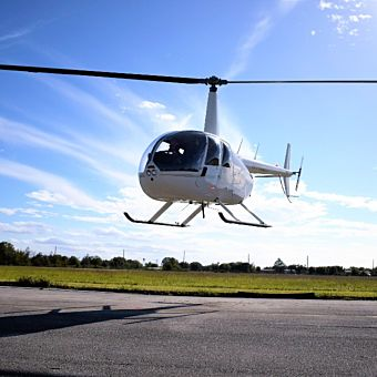 Twilight Helicopter Tour in Kissimmee, FL