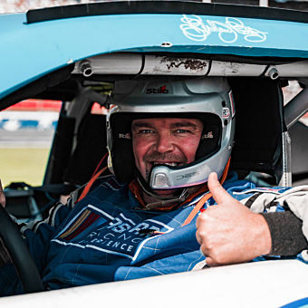 Drive a NASCAR at Richmond International Raceway
