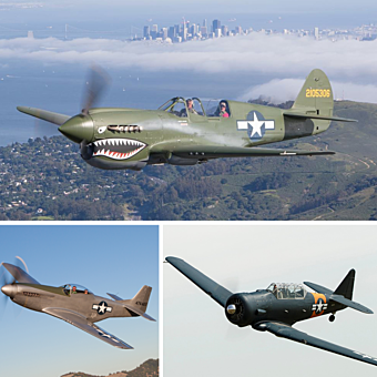 WWII Flight Experience