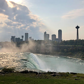 Experience the Canadian Side of Niagara Falls