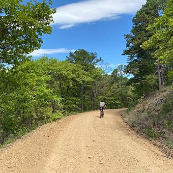 Gravel Bike Tour in Arkansas