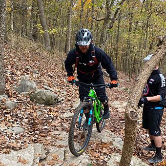 Mountain Biking Lesson