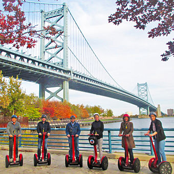 Segway Adventure of Philly